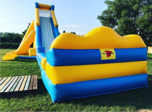 company cases about Giant Water Slide Korean