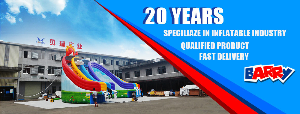 China best Inflatable Water Slides on sales