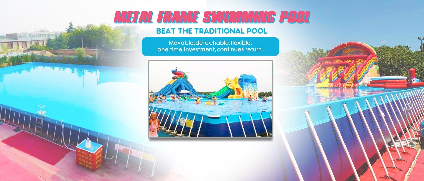 China best Portable Water Pool on sales