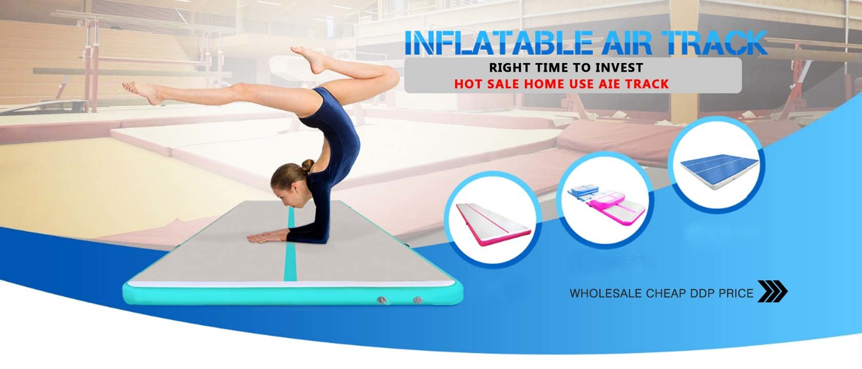 China best Inflatable Air Track on sales