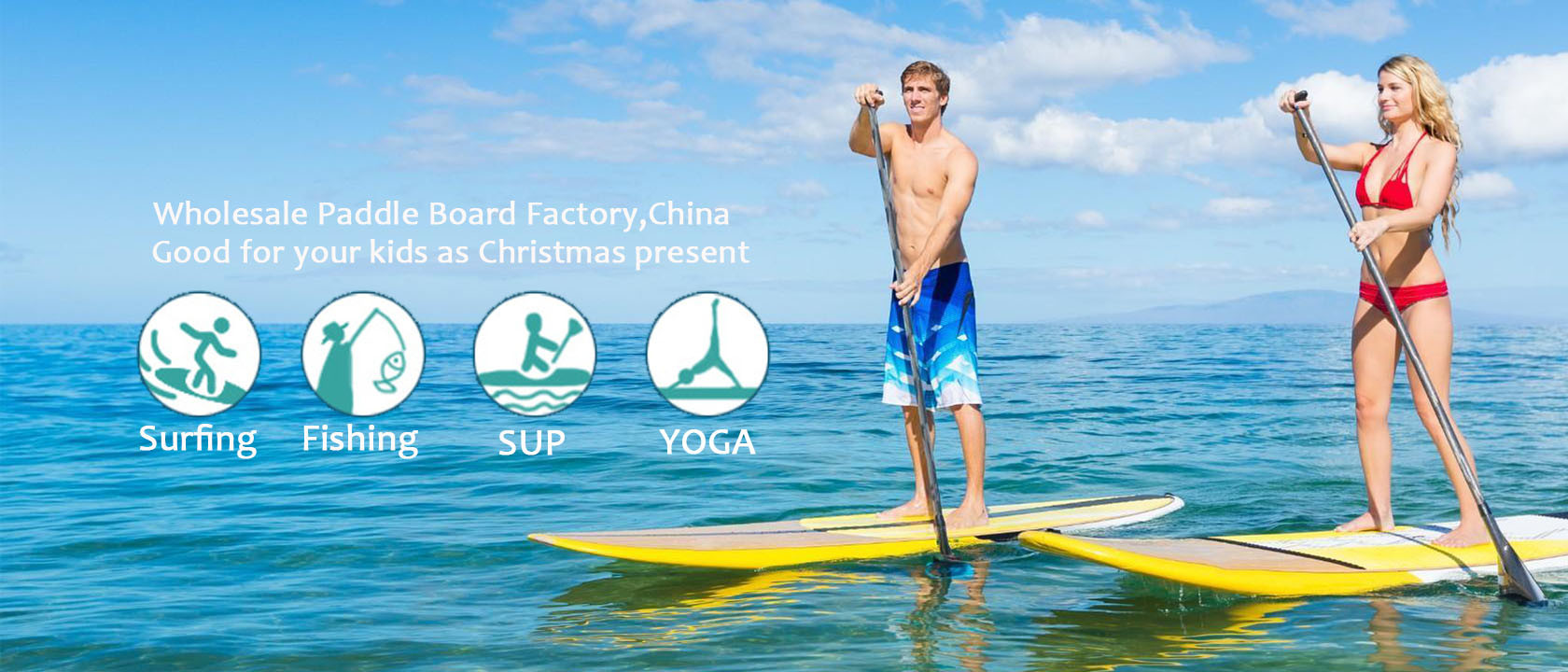China best Inflatable Stand Up Paddle Board on sales