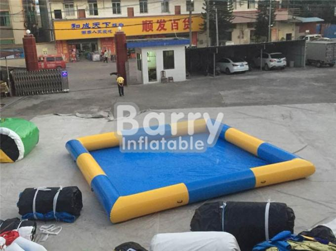 Indoor And Outdoor Portable Inflatable Water Pool Commercial Grade For Kids Swimming