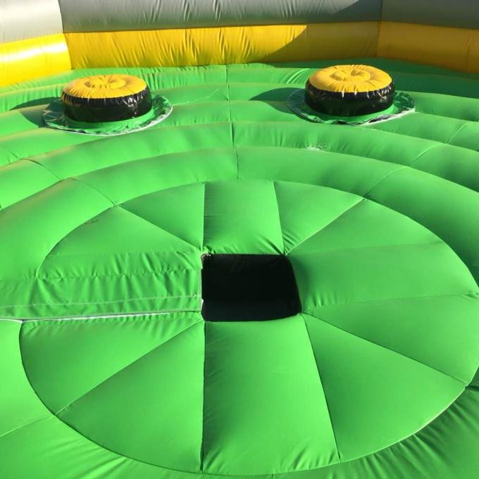 Commercial Inflatable Sports Game Wipe Out Inflatable Last Man Standing