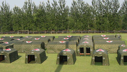 china latest news about Emergency Quarantine Inflatable Tent