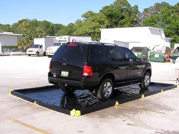 Water Collection Car Wash Mat supplier