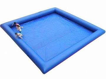 Outdoor Children Portable Water Pool Large Rectangle Blow Up Swimming Pools supplier