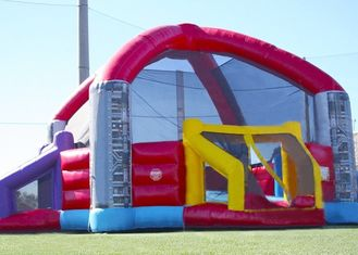 Defender Dome Inflatable Sports Games Blow Up Bounce House For Dodgeball supplier
