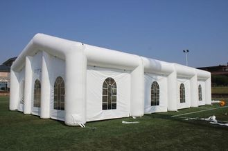 Durable Fire Resistant Lighting Inflatable Party Tent For Wedding supplier