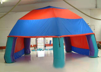 Blow Up Marquee Inflatable Spider Tent Used In Rodeo Bulls Sport Games supplier