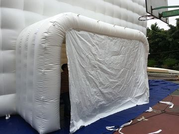 Durable Super Giant Inflatable Tent White Air Building Structure For Event / Party