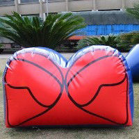 Professional Inflatable Sport Games Paintball , Customzied Paintball Equipment For Adult supplier