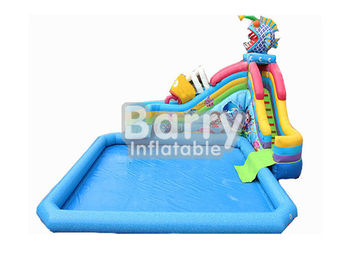 China Hot Summer Outdoor Carzy Inflatable Piranha Amusment Park Equipment For Children supplier