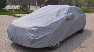China 5-6mm Thicken Padded Inflatable Hail Proof Automobile Car Cover supplier