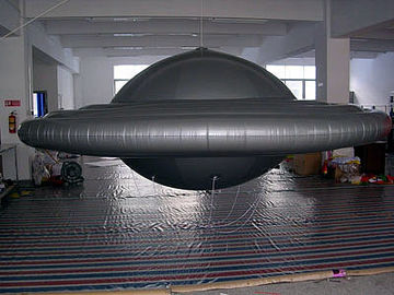 Outdoor Inflatable UFO Balloon Helium Giant Inflatable For Advertising supplier