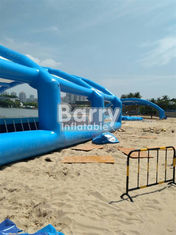 20X18X7M or OEM ODM large inflatable tent , inflatable event shelter PVC Tarpaulin supplier