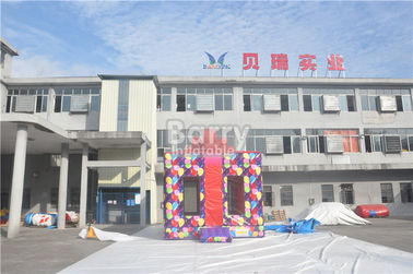 Children Inflatable Bouncer , Kids Birthday Party Inflatable Jumping House