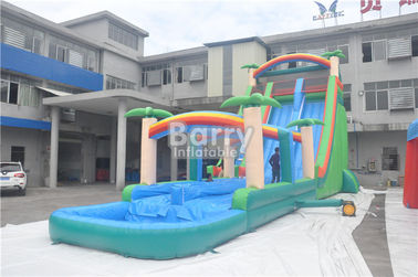 China Detachable Inflatable Water Slide supplier