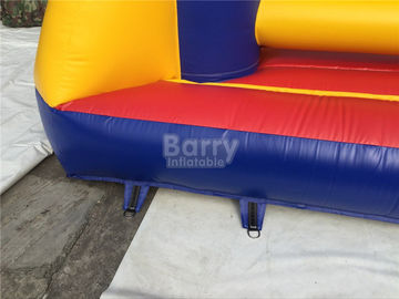 Indoor Playground Kids Inflatable Sports Games / Inflatable Boxing Ring