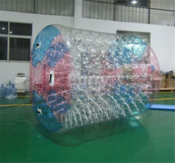 Lake Inflatable Roller Ball / 0.9mm PVC Tarpaulin Inflatable Walking Water Ball supplier