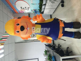 Fireproof Inflatable Advertising Products Cartoon Sumo Wrestling Suits With Foam supplier