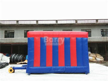 Outdoor Electric Twister Inflatable Interactive Games With Logo Printing OEM supplier