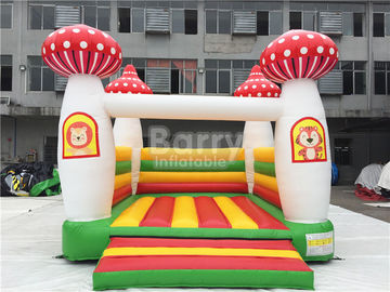 Commercial Grade Inflatable Kids Moon Bounce House For Indoor supplier