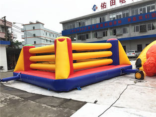 China Inflatable Boxing Ring Games supplier