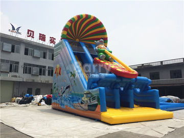 Inflatable Dry Slide supplier