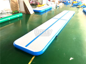 5m , 6m ,10m ,12m Water Floating Inflatable Air Track For Gym Outdoor Or Indoor supplier