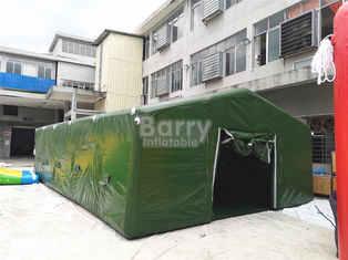 China Giant Air Sealed Or Air Military Inflatable Frame Tent For Outdoor Party Or Event supplier