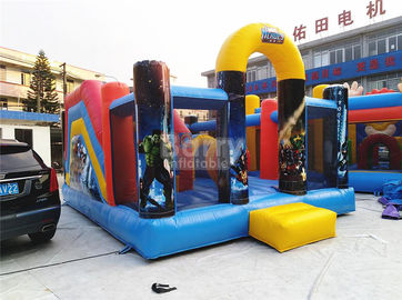 China Tag The Light Inflatable Game supplier