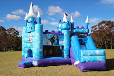 5 In1 Combo Jumping Castle supplier