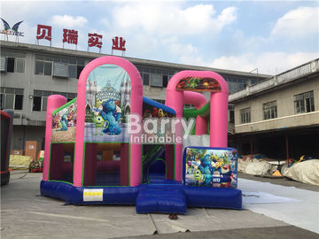 China Bouncer House With Slide supplier