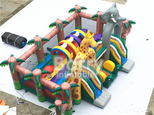 Inflatable Toddler Playground supplier