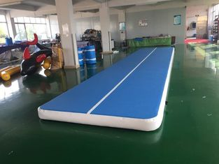 Custom Size Inflatable Air Track 3m 4m 5m 6m 8m 10m Gym Mat Tumble Track Gymnastics Mat supplier