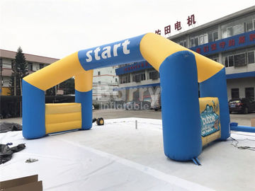 China Inflatable Entrance Or Exit supplier