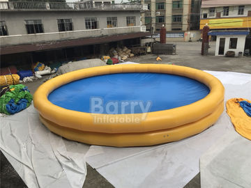 Round Baby Kids Safety Portable Water Pool With Logo Printing