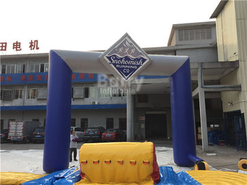 Outdoor Inflatable Advertising Products , Inflatable Welcome Arch supplier
