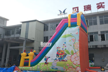 Buy Large  Inflatable Slide For Rent Commercial Inflatables For Sale supplier