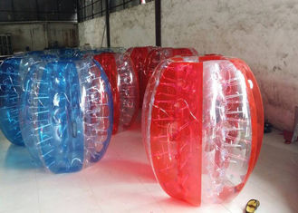 Football Outdoor Inflatable Toys Glass Bumper Soccer Body Zorb Ball supplier