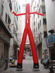 Oxford Cloth Inflatable Advertising Products 1 Leg Inflatable Sky Dancer for Advertising supplier