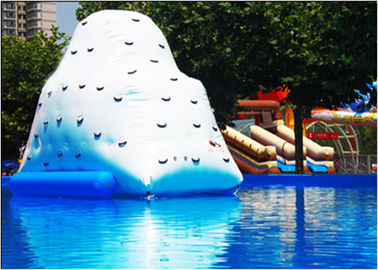 China Exciting Inflatable Water Toys , Crazy Inflatable Water Toys For Adults supplier