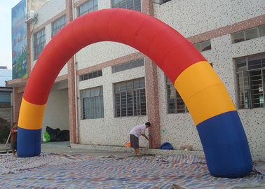 PVC Inflatable Advertising Products Rainbow Standard Arch for Event