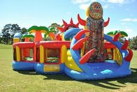 China Outdoor Inflatables Bouncy Castle ,  Inflatable Party Game Toys Kids Mini Inflatable Jumper company