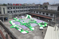 China Customized Open Water Giant Inflatable Floating Water Park Games For Adults / Kids factory