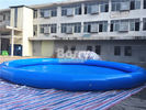 China Round Inflatable Blow Up Swimming Pool For Electric Inflatable Bumper 1 Seat Boat factory