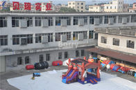 China Custom Made Commercial Kids Inflatable Halloween Bounce House For Party , Event factory