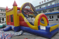China Giant Inflatable Combo Jumping Bouncy Castle Bounce House Bouncer Slide Game factory