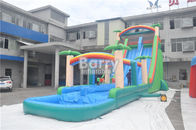 China Detachable Inflatable Water Slide company