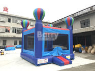 China Fireproof Safe Kindergarten Baby Balloon Inflatable Bounce House / Inflatable Jumping House factory